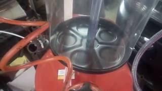 Замена масла Хюндай Туксон (Hyundai Tucson)  Вакуумник или сливная пробка. Как поменять масло