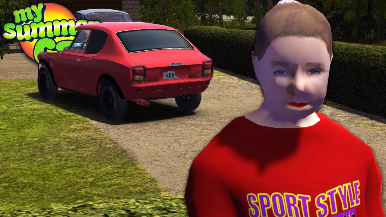 My Girlfriend Left Me For The Dumbest Reason - My Summer Car