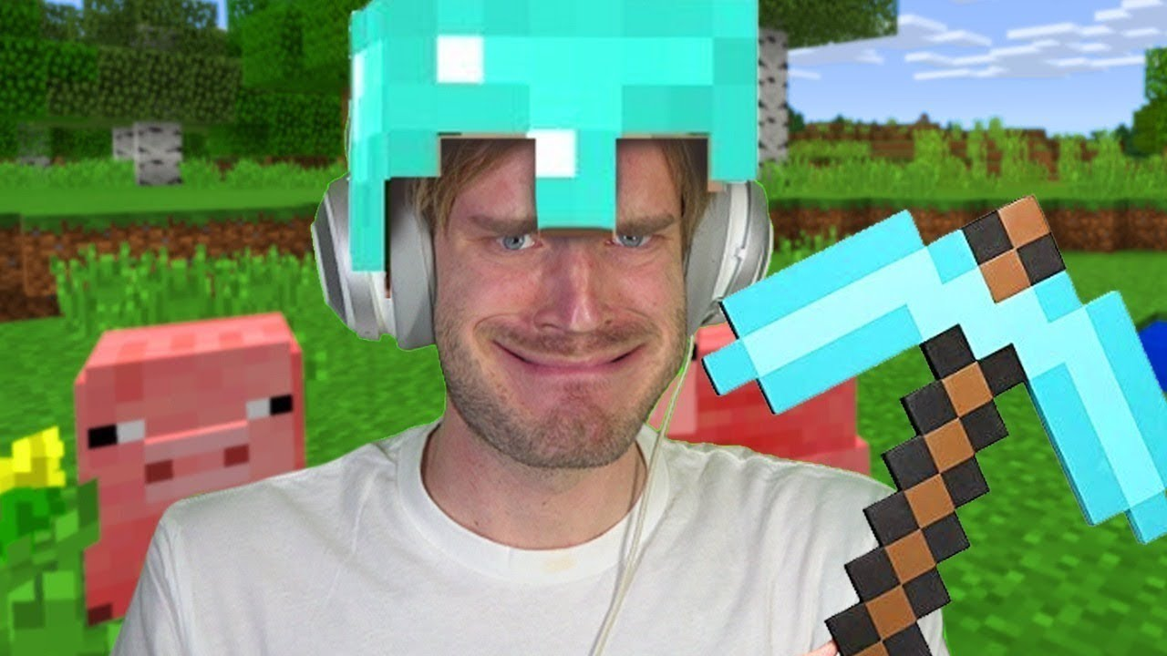 Playing Minecraft until my wife tells me to stop.