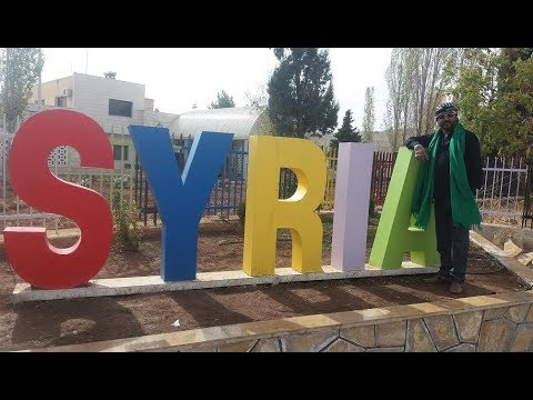 MUST WATCH BARQ EXCLUSIVE REPORT FROM SYRIA THE ONLY  ONLINE NEWS CHANNEL TO REACH WAR ZONE COUNTRY