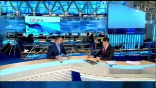 """""""Ничего себе"""" 1 канал вечерние новости александр садоков и дмитрий борисов"""