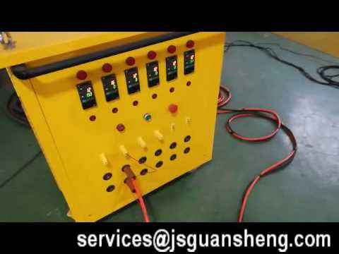 Post Weld Heat Treatment Machine For Pipeline Welding