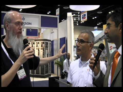 RTS of QBotix at Solar Power International (SPI) 2012 in Orlando, FL