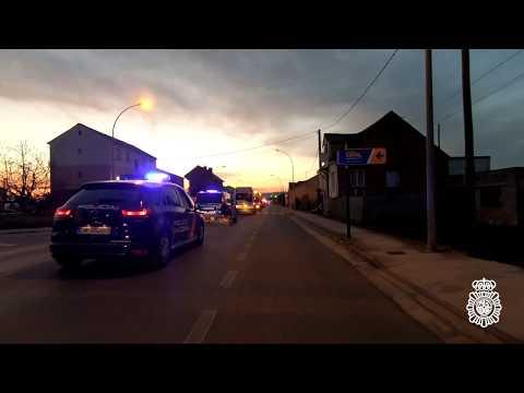 La Policía Nacional de Ponferrada acerca su misión a los ciudadanos con 'Todos somos uno'