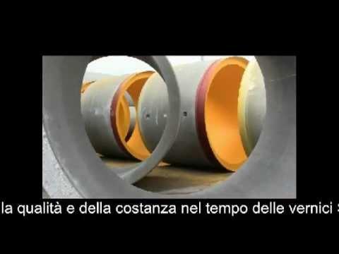 Pittura Per Cemento : Vernice per cemento e calcestruzzo k epoglass avi youtube
