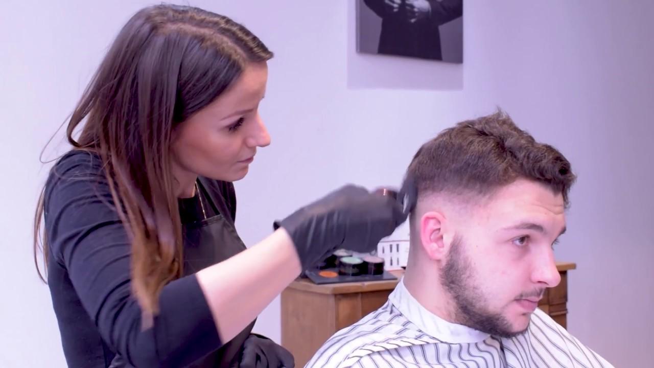 coiffeur pour homme lyon