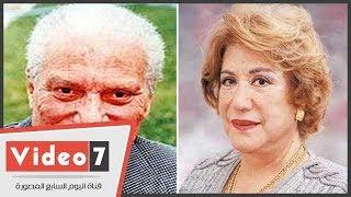 سميحة أيوب عن زوجها سعد الدين وهبة: عشت معه أعظم أيام حياتي