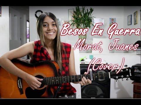 Morat, Juanes - Besos En Guerra (Cover) Mafe Gonzalez
