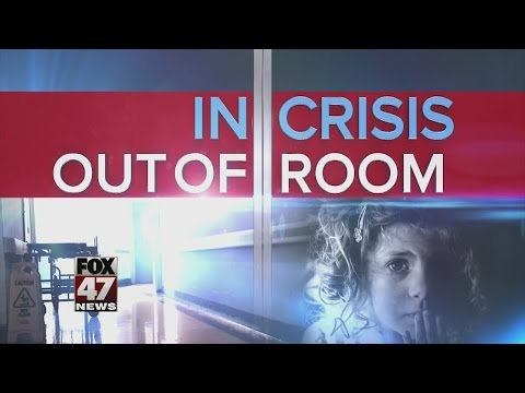 SPECIAL REPORT: In Crisis, Out of Room