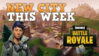 New Content This Week (PS4 Pro) Fortnite Battle Royale Gameplay