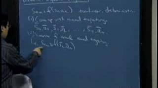 Lecture 19 | Machine Learning (Stanford)