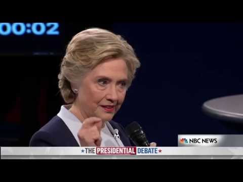 Hillary Clinton on Syrian Refugees, ISIS in Syria & Iraq, Arming Kurds SDF