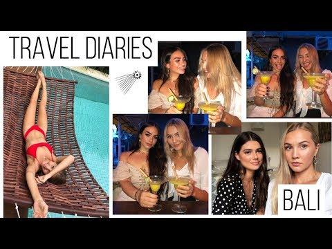 BALI ADVENTURES VLOG | PART 1 - Girls On Tour
