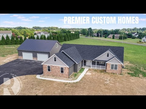 Beautiful New Construction | Magnolia Delaware | The Rivera Group | Premier Custom Homes