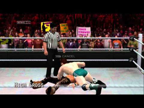Top 5 WWE Finishers! - S v R 2011 - TeemingTubbyEmu