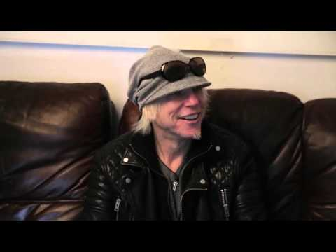 Michael Schenker Interview 2016 Temple of Rock Part 1