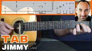 """Video-Tab """"Jimmy"""" - Cours Malero-Guitare.fr"""
