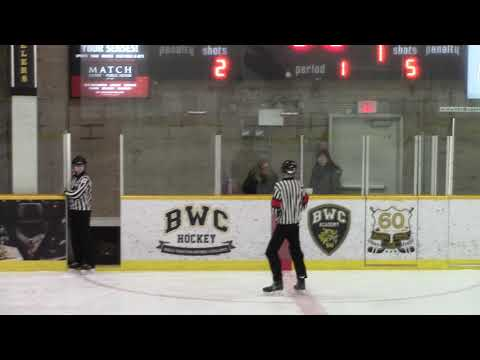 2017-2018 PEEWEE A1 Surrey vs A1 Burnaby WC - League Game - Jan 20, 2018 0-5L 1st Period