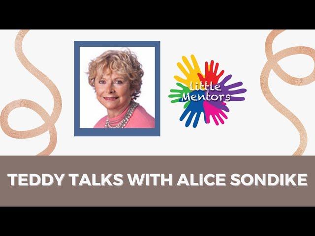 Teddy Talks with Holocaust Survivor, Alice Sondike