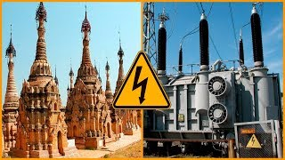 Атмосферное электричество в древних храмах. Часть 4