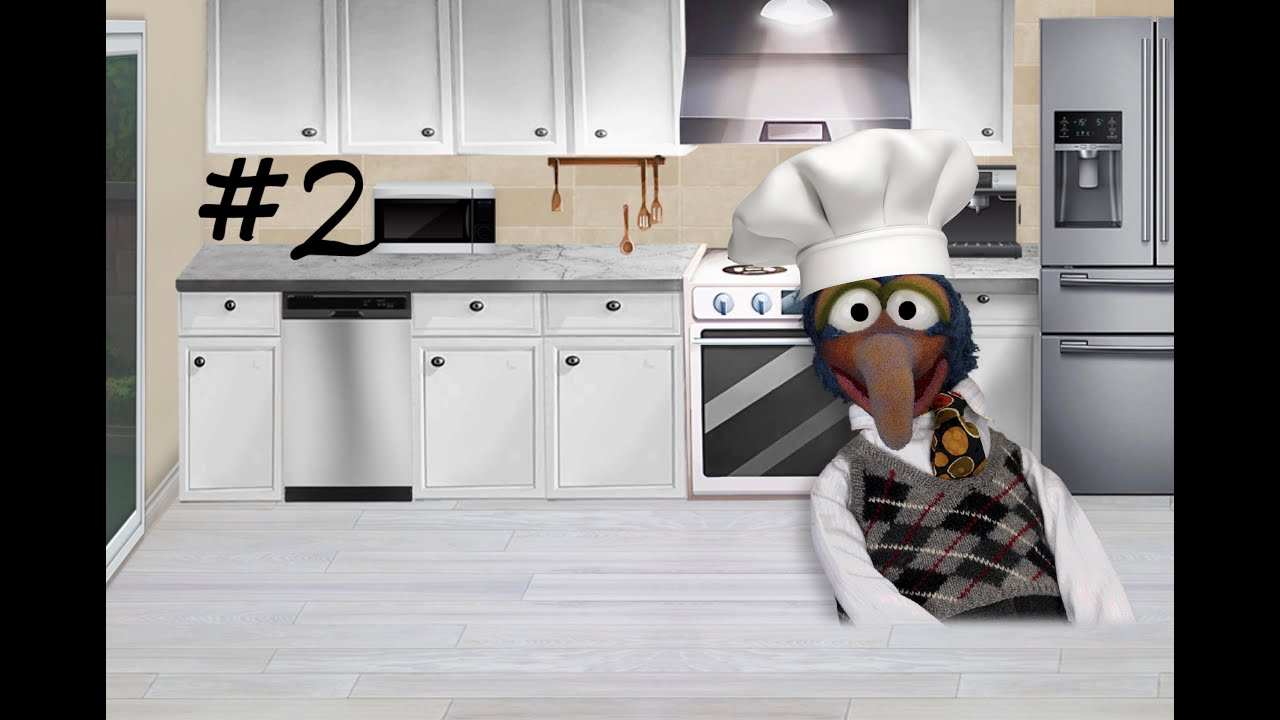 Cooking With Chef Gonzo Episode 2 The Perfect Tv Show  F0 9f A5 98