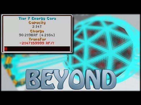-2 MRD RF/T - Wir verlieren die GANZE Energie! WTF! - Minecraft Beyond [#54] - FTB Beyond Modpack