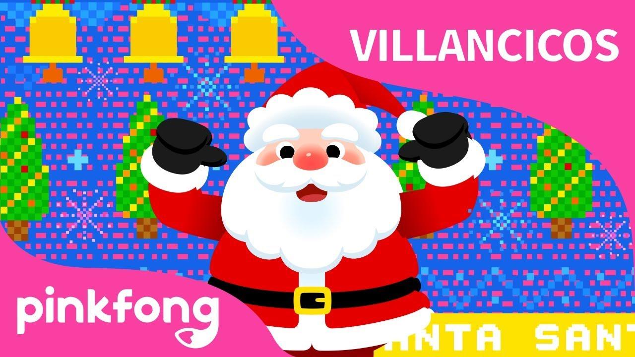 P-A-P-Á N-O-E-L | Villancicos de Navidad | Pinkfong Canciones Infantiles