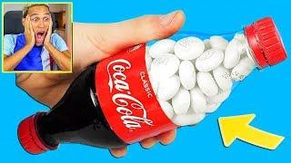 25 GElLE, COCA COLA LIFE HACKS! (Einfach & du wirst staunen!)