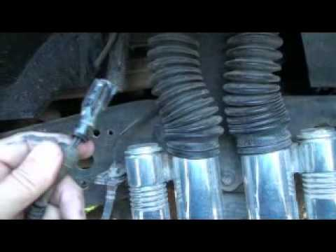 4 Wire Trailer Light Diagram Ford Abs Light Youtube