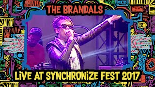 The Brandals Live at SynchronizeFest - 8 Oktober 2017
