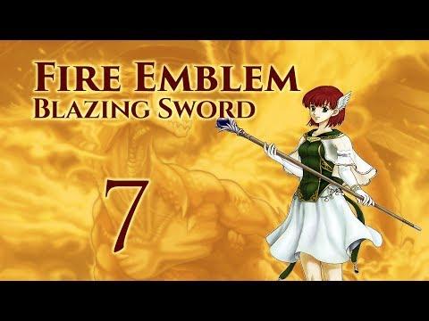 Chapter 14: Let's Play Fire Emblem 7, Blazing Sword, Hector Hard Mode Walkthrough - Part 7