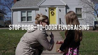 Stop Door-to-Door Fundraising and Say Hello to Scrip