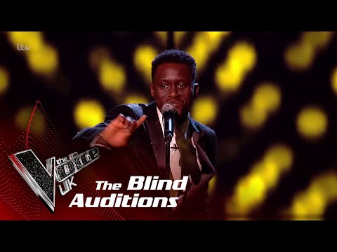H Boss Performs 'Don't Mind' and 'Antenna': Blind Auditions   The Voice UK 2018