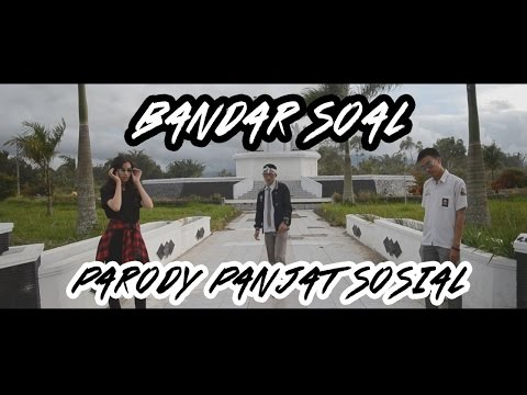 [BEST PARODY 2016] BANDAR SoAL (PARODY PANJAT SOSiAL) - ROY RiCARDO FT LULA LAHFAH & GAGA MUHAMMAD