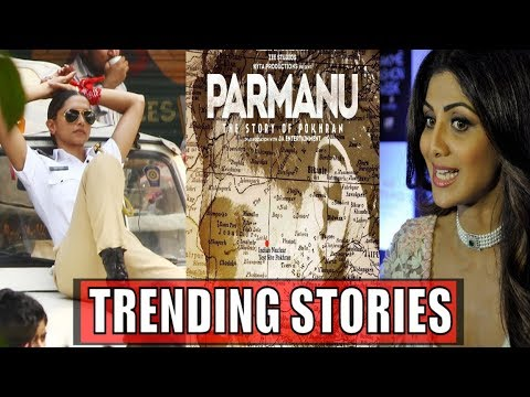 Bollywood Latest Trending Stories: Deepika Cop Look, John's Parmanu Screening | Bollywood Pitara