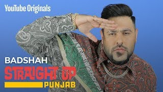 Straight Up Punjab | Badshah | Artist Journey