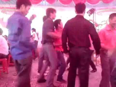 nhảy đám cưới tràng an-đông triều-quảng ninh