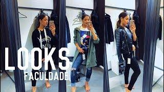 Baixar Looks no provador: Zara/ FACULDADE