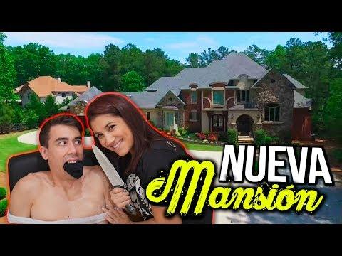 """COSAS DE MANSIÓN - """"Broma a mi novia en mi nueva casa"""""""