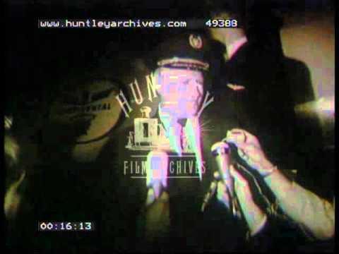 El Paso Plane Hijacking, 1960s - Film 49388