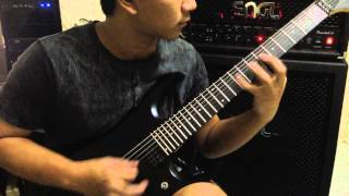 Symphony X - Set The World On fire Solo Cover