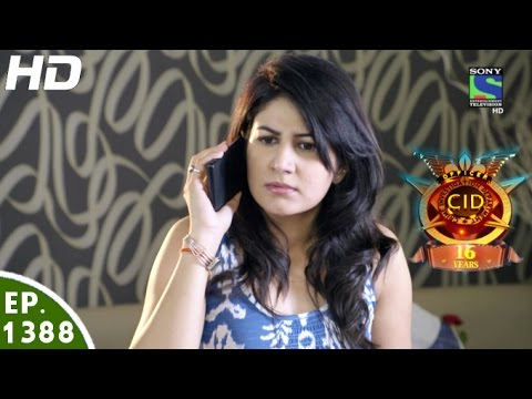 Thumbnail: CID - सी आई डी - Laash Mein Hathyar - Episode 1388 - 30th October, 2016