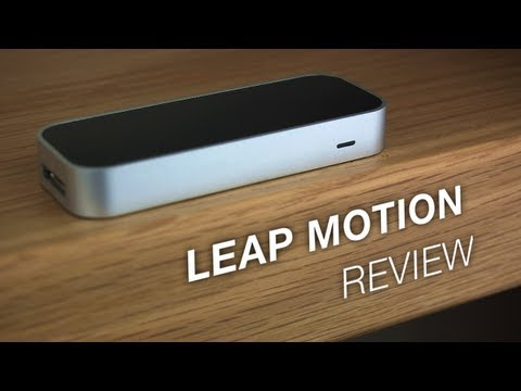 Leap Motion Review (Motion Controller for PC & Mac)