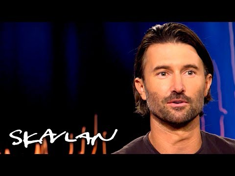 Brandon Jenner gets emotional talking about dad Caitlyn | SVT/TV 2/Skavlan