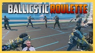 Ballistic Knife Roulette! - Using the new BO3 Weapon! | Swiftor