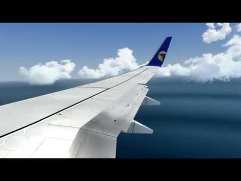 [P3D] Landing at Ibiza [IVAO]