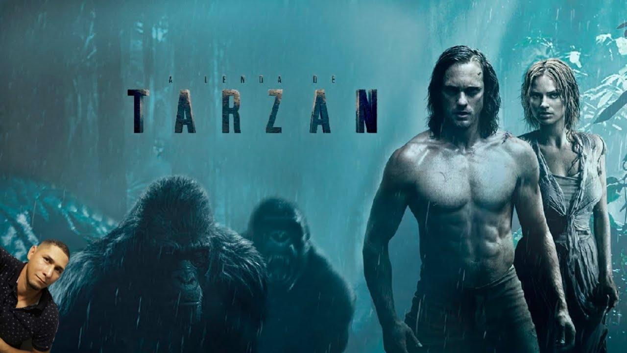 A Lenda de Tarzan 2016
