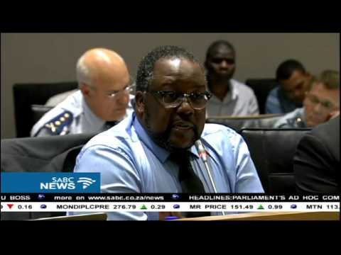 Unnamed sources, are working against the police ministry: Nathi Nhleko