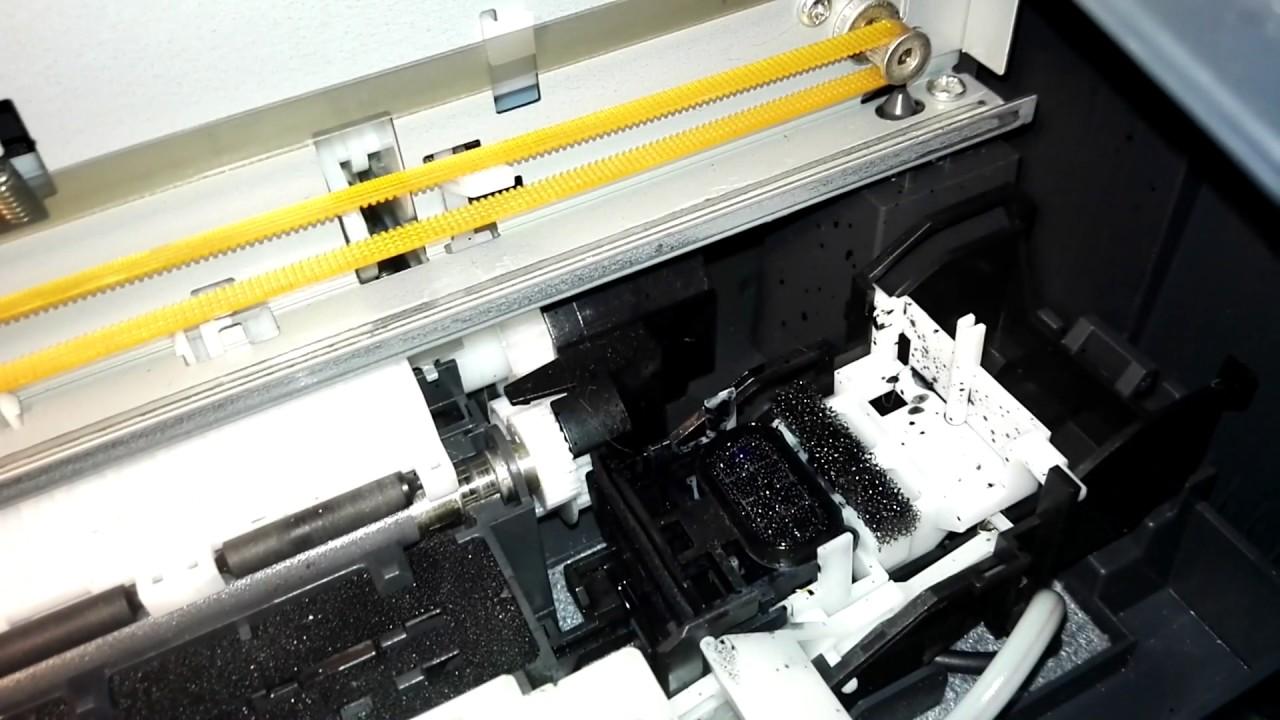 Pulizia Testine Stampanti Epson - Primo Metodo