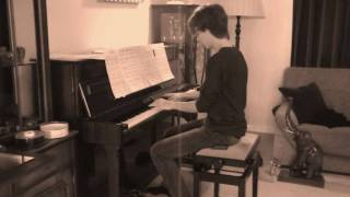 Dirty Little Secret, All American Rejects, Piano Cover